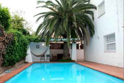 Traditional Ibiza Style villa close to Barcelona